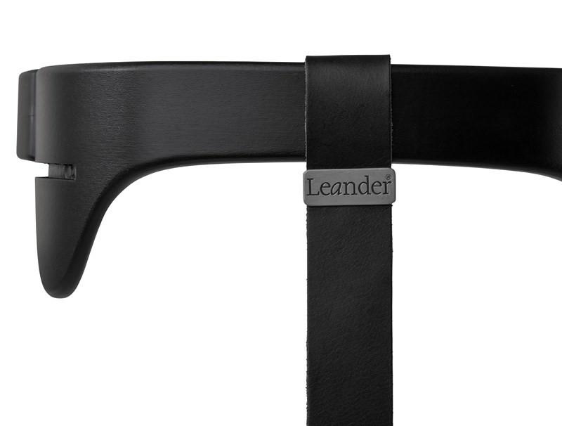 Leander Leander bøjle til højstol - sort, +10 stk. på lager på pixizoo