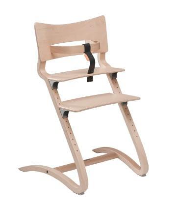Leander Leander højstol m. bøjle - natur fra pixizoo