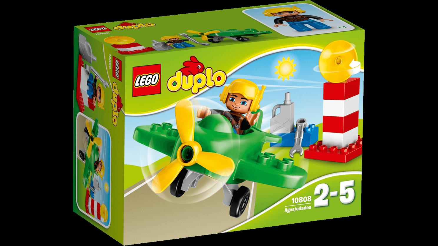 Lego duplo - lille fly, 2 stk. på lager fra Lego duplo fra pixizoo