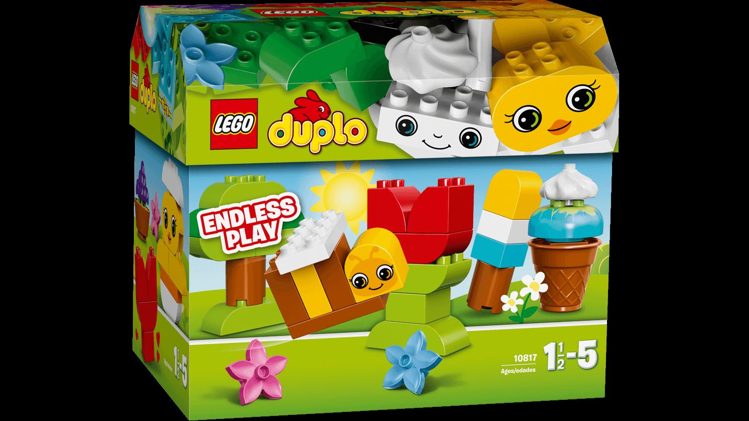 Lego duplo - creative chest, 1 stk. på lager fra Lego duplo fra pixizoo