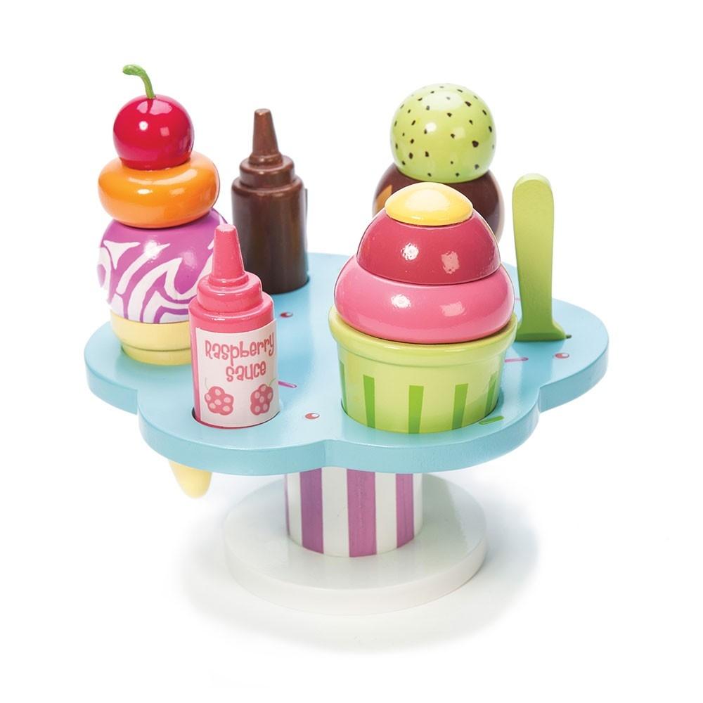 Le Toy Van Carlo's Gelato Glass Set
