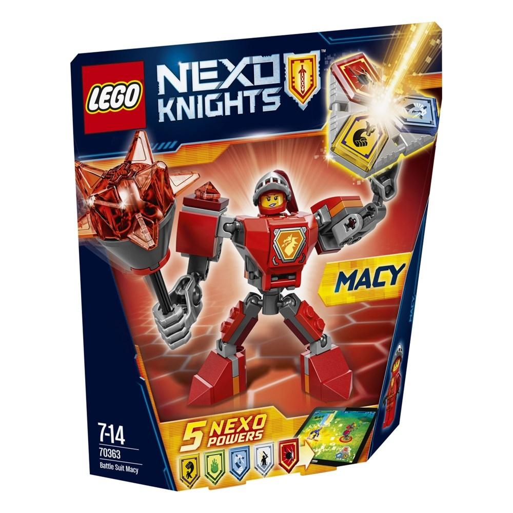 LEGO Nexo Knights (70363) Macy i Stridsrustning