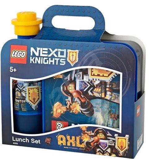 LEGO® Nexo Knights Matlåda Blå