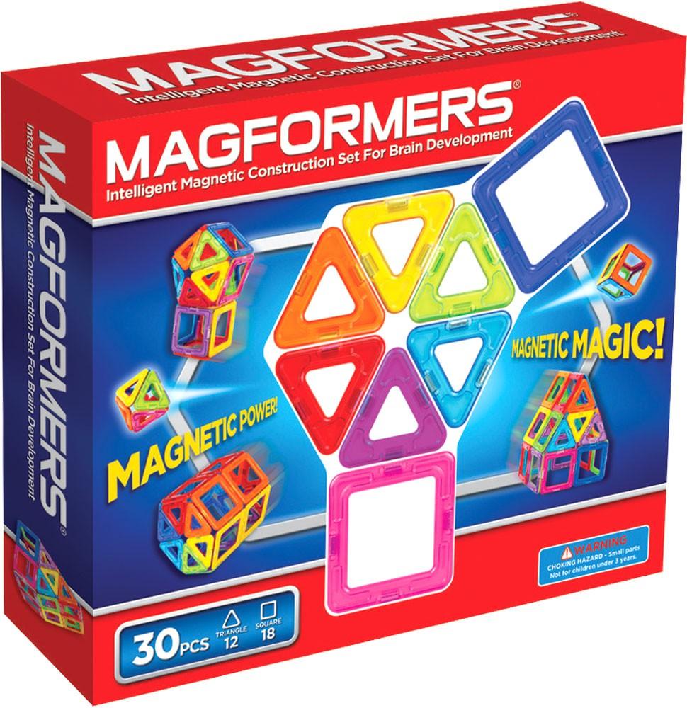Magformers Magformers - 30, +10 stk. på lager fra pixizoo