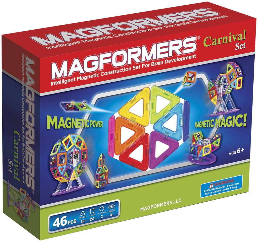 Magformers carnival set, +10 stk. på lager fra Magformers på pixizoo