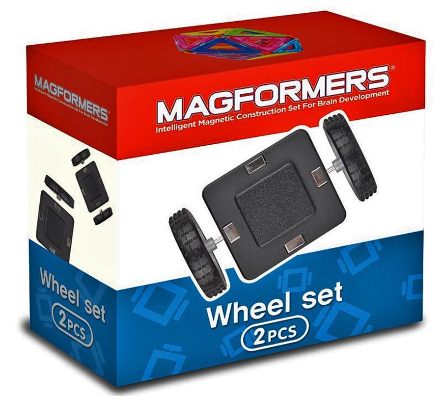 Magformers wheels set, +10 stk. på lager fra Magformers fra pixizoo