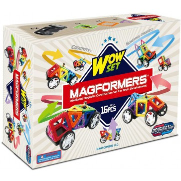 Magformers Wow Set 16