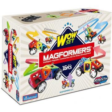 Magformers – Magformers wow set, +10 stk. på lager på pixizoo