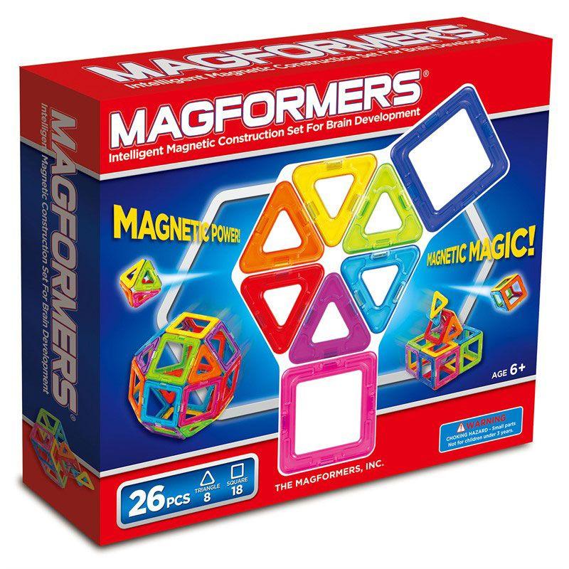 Magformers – Magformers - 26, +10 stk. på lager på pixizoo