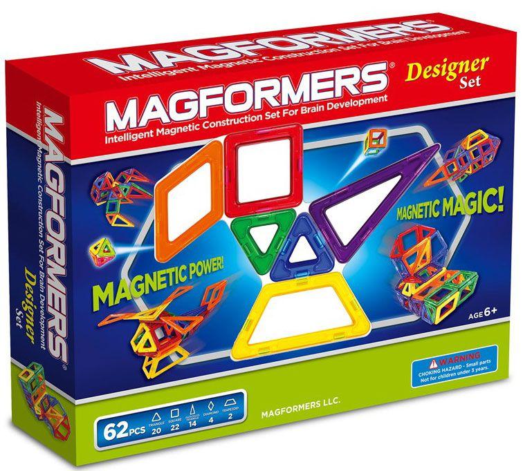 Magformers Magformers designer set, +10 stk. på lager på pixizoo