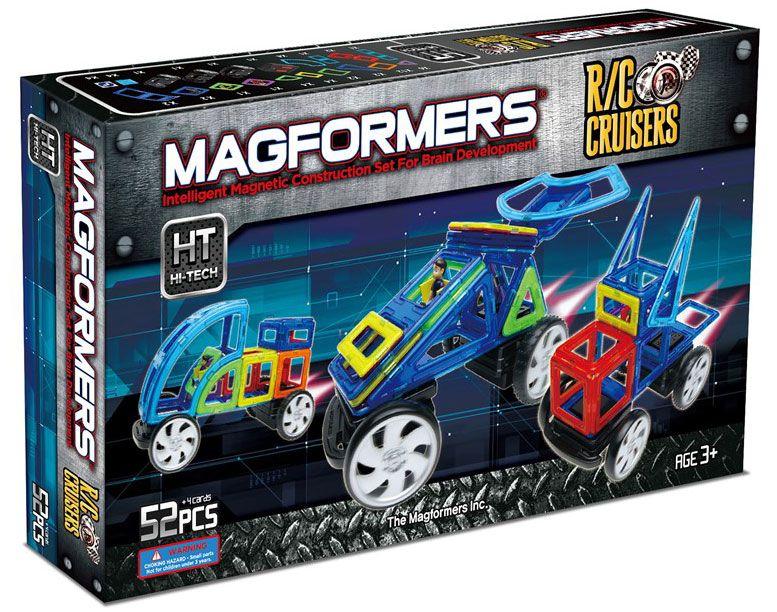 Magformers r/c custom cruisers set, +10 stk. på lager fra Magformers fra pixizoo