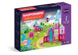 Magformers princess castle set, +10 stk. på lager fra Magformers fra pixizoo