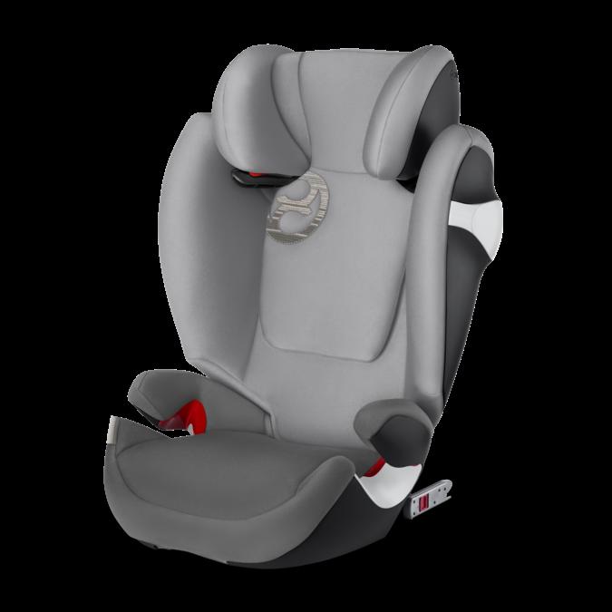 Cybex Solution M-Fix Bilstol - Grå