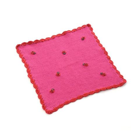 Smallstuff Dockfilt - Röd/Rosa