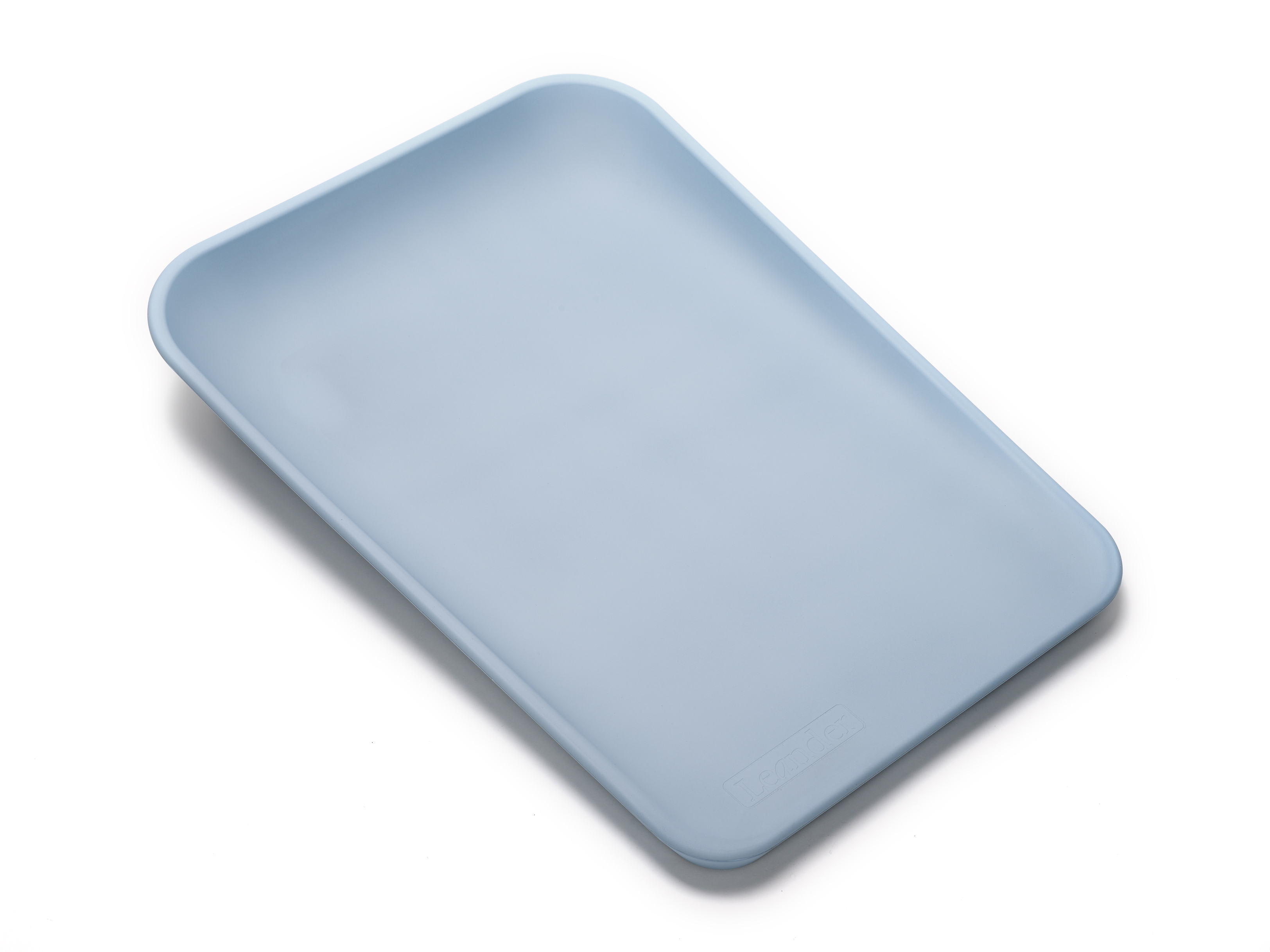 Leander matty puslepude - pale blue, 1 stk. på lager fra Leander på pixizoo