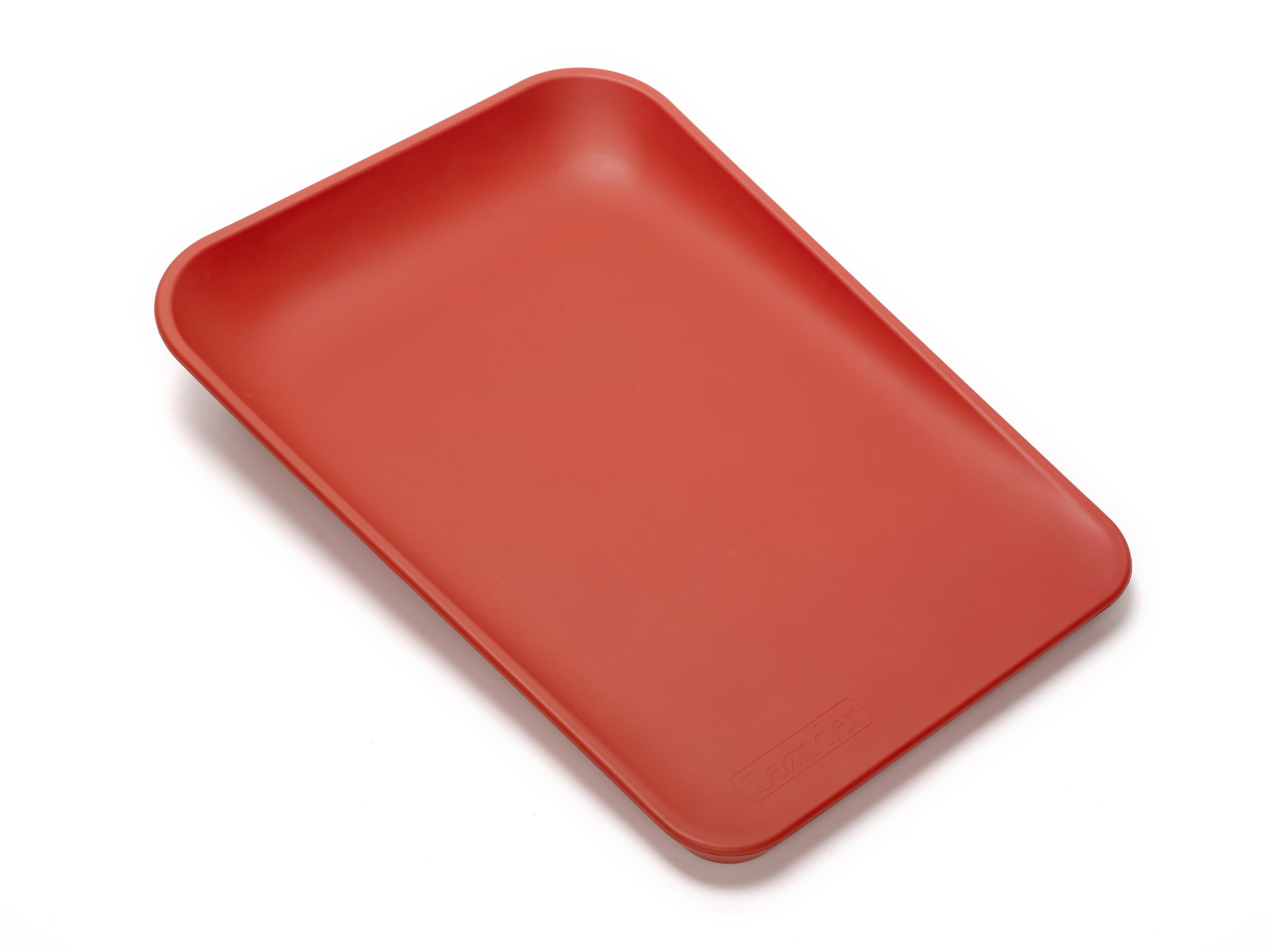 Leander Leander matty puslepude - sunset red, 2 stk. på lager på pixizoo