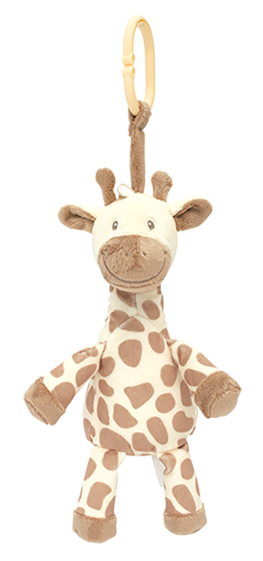 My Teddy Giraff Clip On - Creme