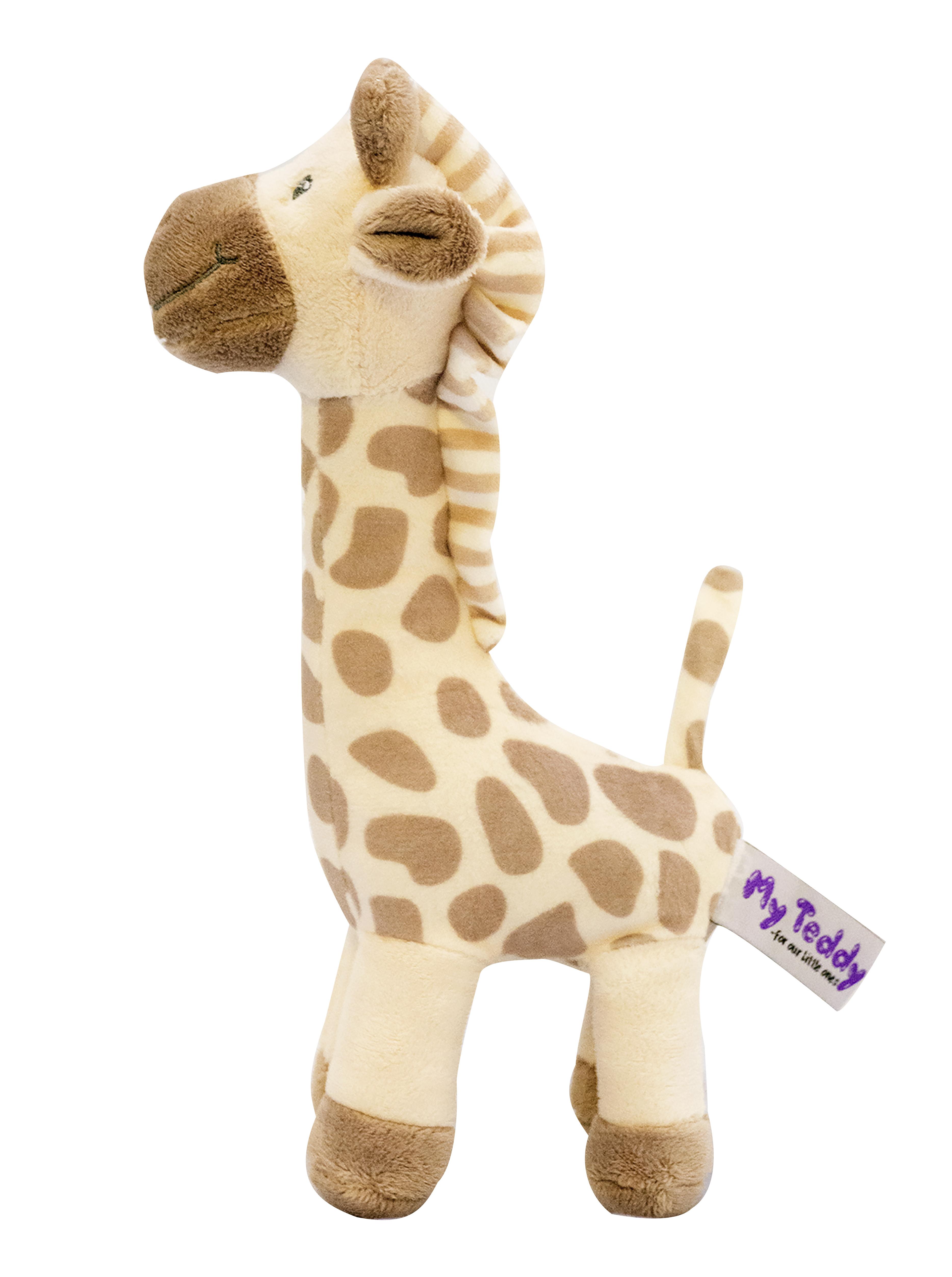 My teddy My teddy - giraf rangle, 6 stk. på lager på pixizoo