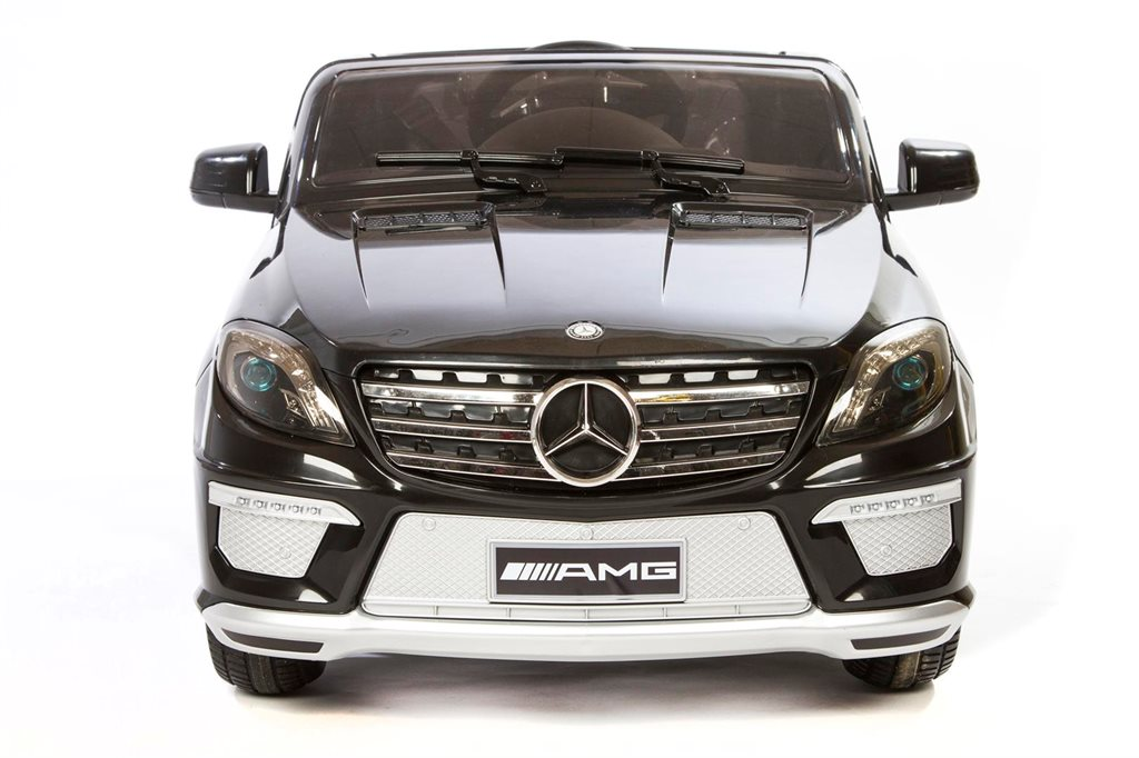Ride Ons Mercedes ML63 Elbil - Svart