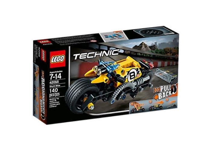 LEGO Technic (42058) Stuntmotorcykel