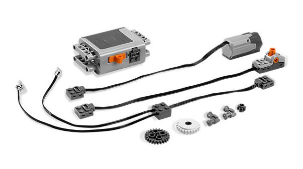LEGO Technic (8293) Power Functions Motorset