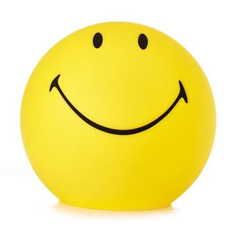 Mr Maria Lampa Smiley XL - Gul