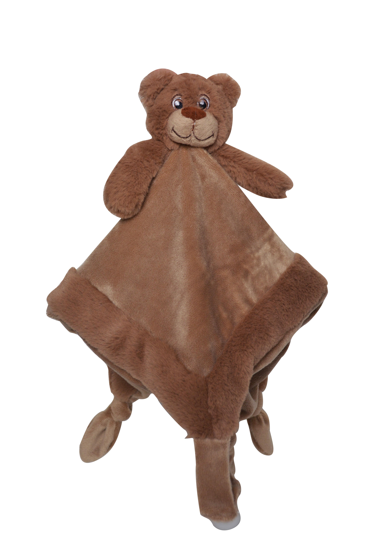 My forest friends bear sutteklud - my teddy, 3 stk. på lager fra My teddy fra pixizoo