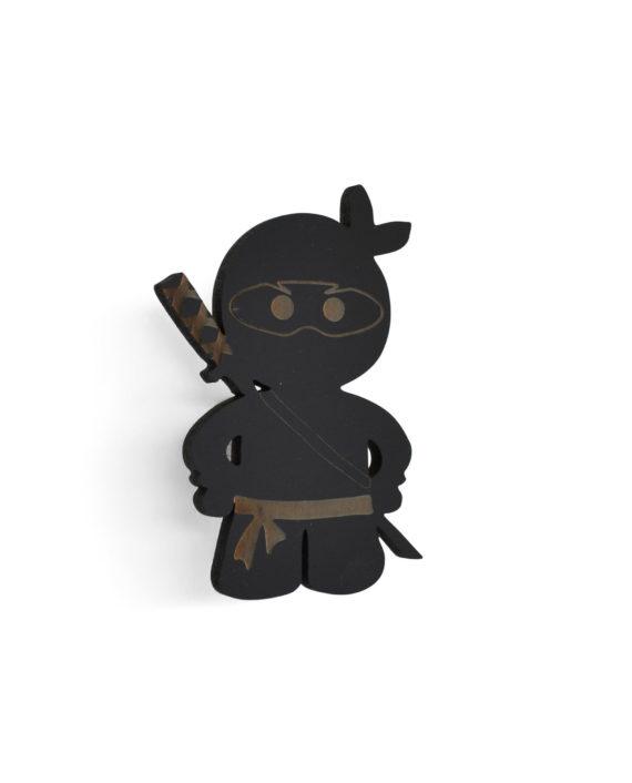 Maseliving Ninja Krok - Svart