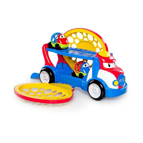Oball - go gipplers car carrier køretøj, 4 stk. på lager fra Oball fra pixizoo