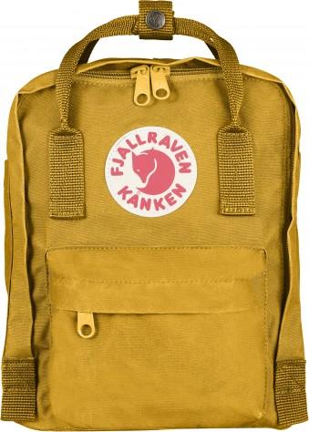 """Fjã""""llrã""""ven Fjällräven mini kånken rygsæk - ochre, +10 stk. på lager på pixizoo"""