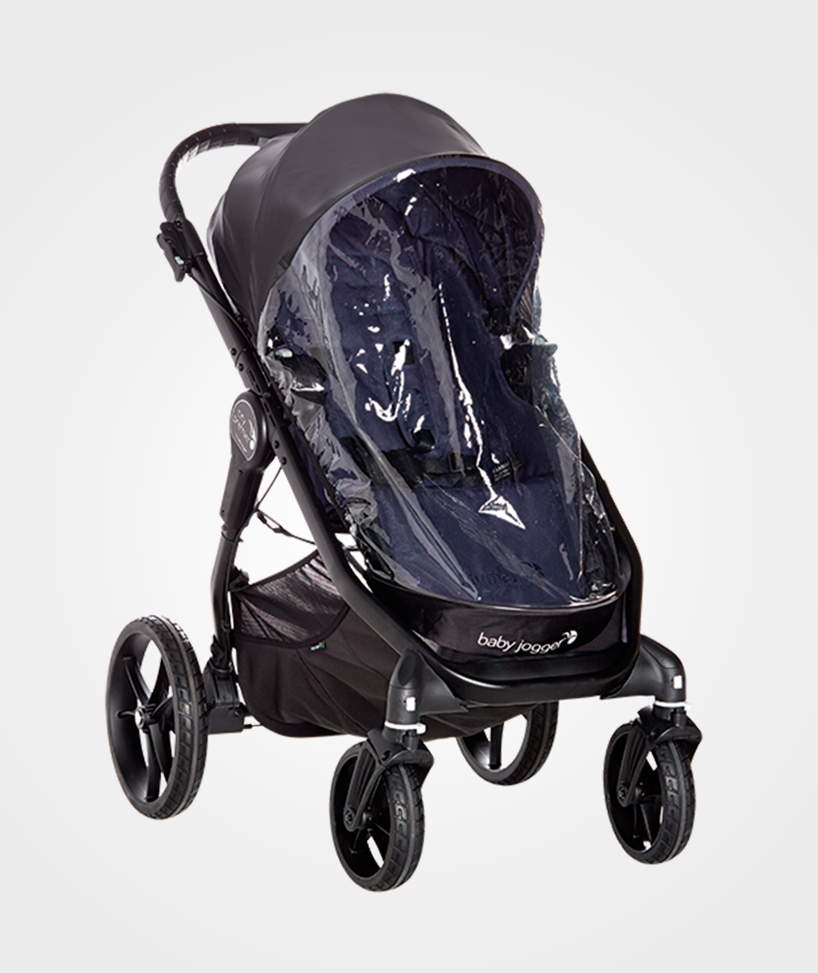 Baby jogger Baby jogger, weather shield city premier  - cover, 9 stk. på lager på pixizoo
