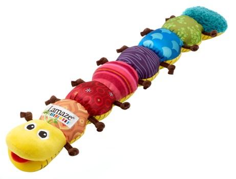 Lamaze – Mix & match caterpillar - lamaze, 8 stk. på lager fra pixizoo