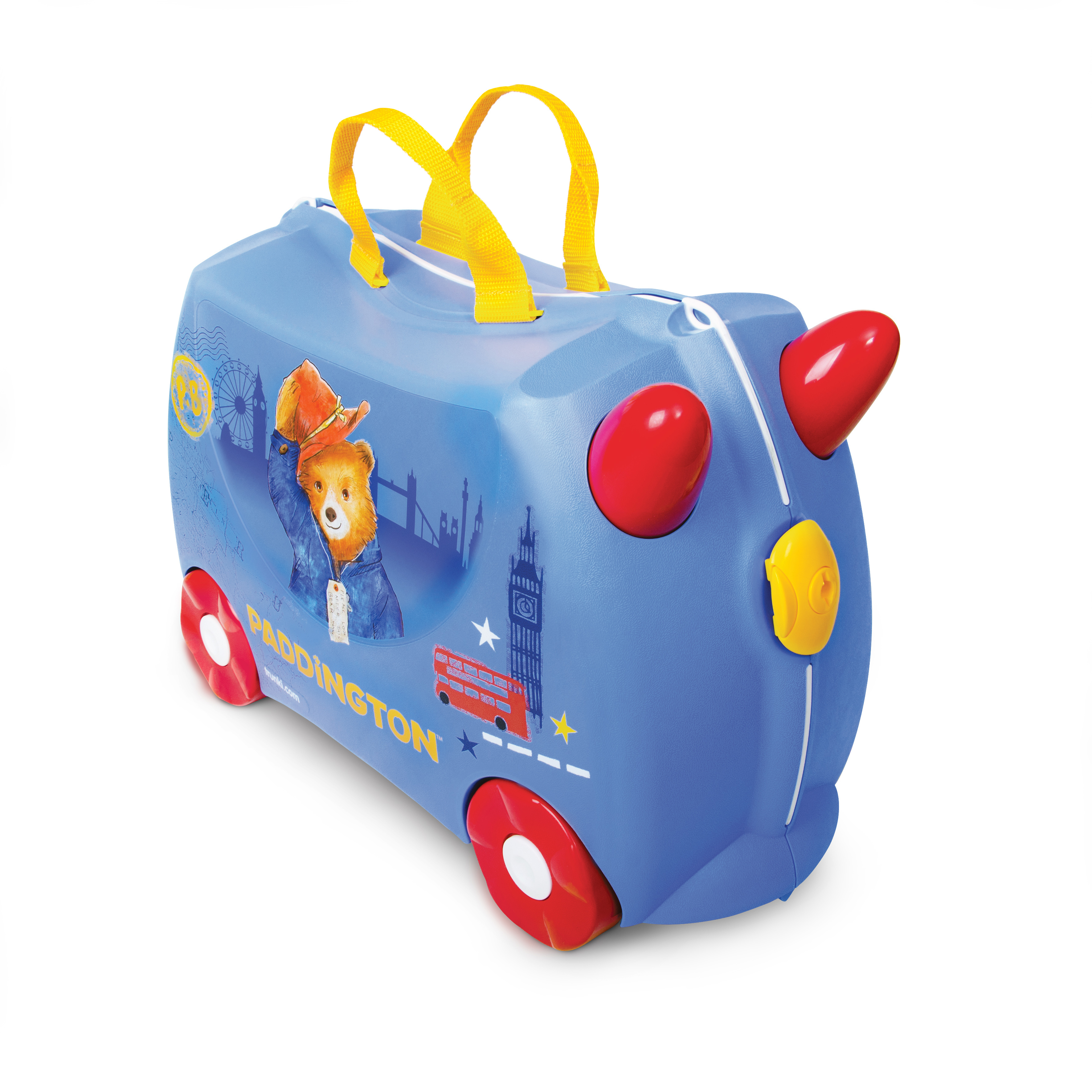 Trunki Paddington Resväska - Blå