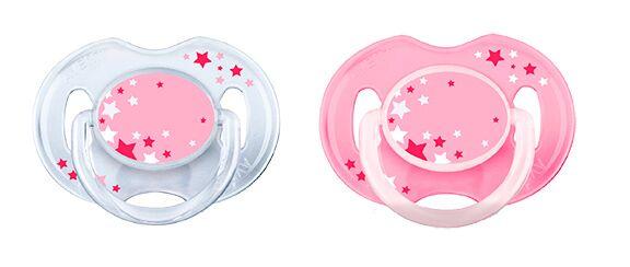 Philips Avent Nappar 2-pack - Rosa