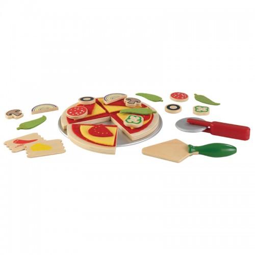 Kidkraft Kidkraft pizza sæt, 2 stk. på lager fra pixizoo