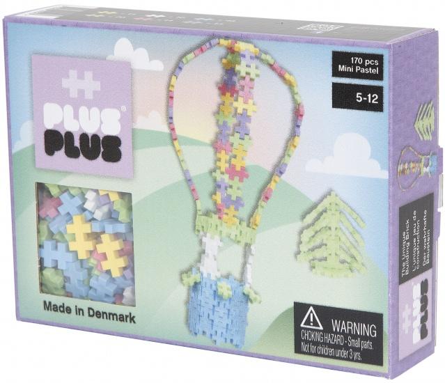 Plus Plus Byggklossar Mini Pastel Luftballong 170