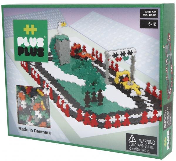 Plus Plus Mini Basic Race Track 1060