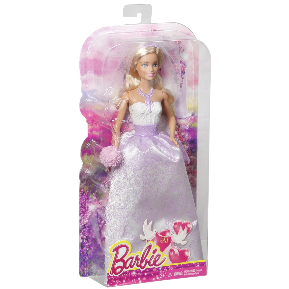 Barbie brud, 2 stk. på lager fra Barbie fra pixizoo