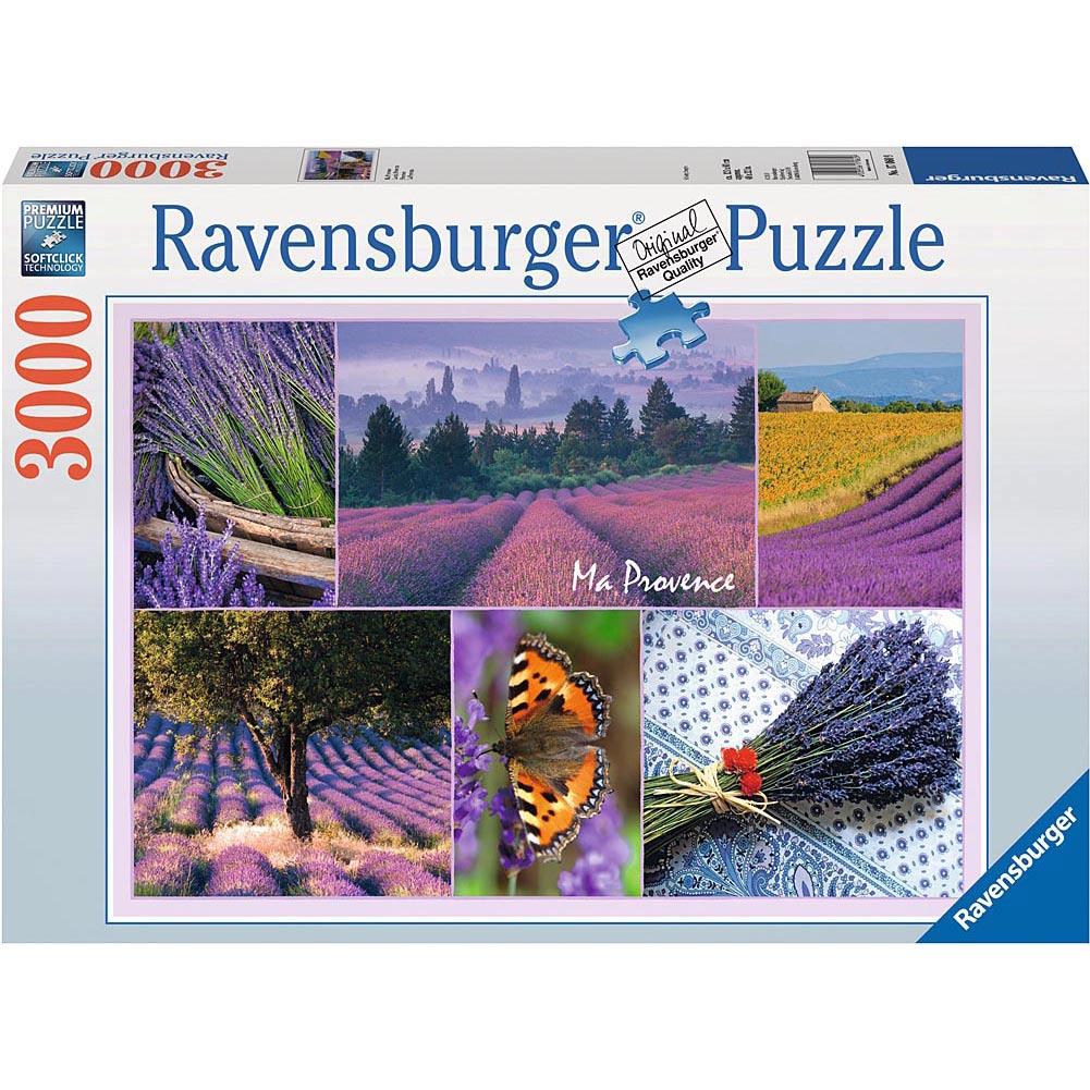 Ravensburger Ravensburger -  provence (3000 pcs) puslespil, 1 stk. på lager fra pixizoo