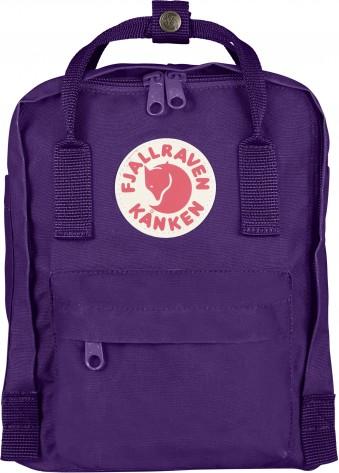 """Fjã""""llrã""""ven – Fjällräven mini kånken rygsæk - purple, +10 stk. på lager fra pixizoo"""
