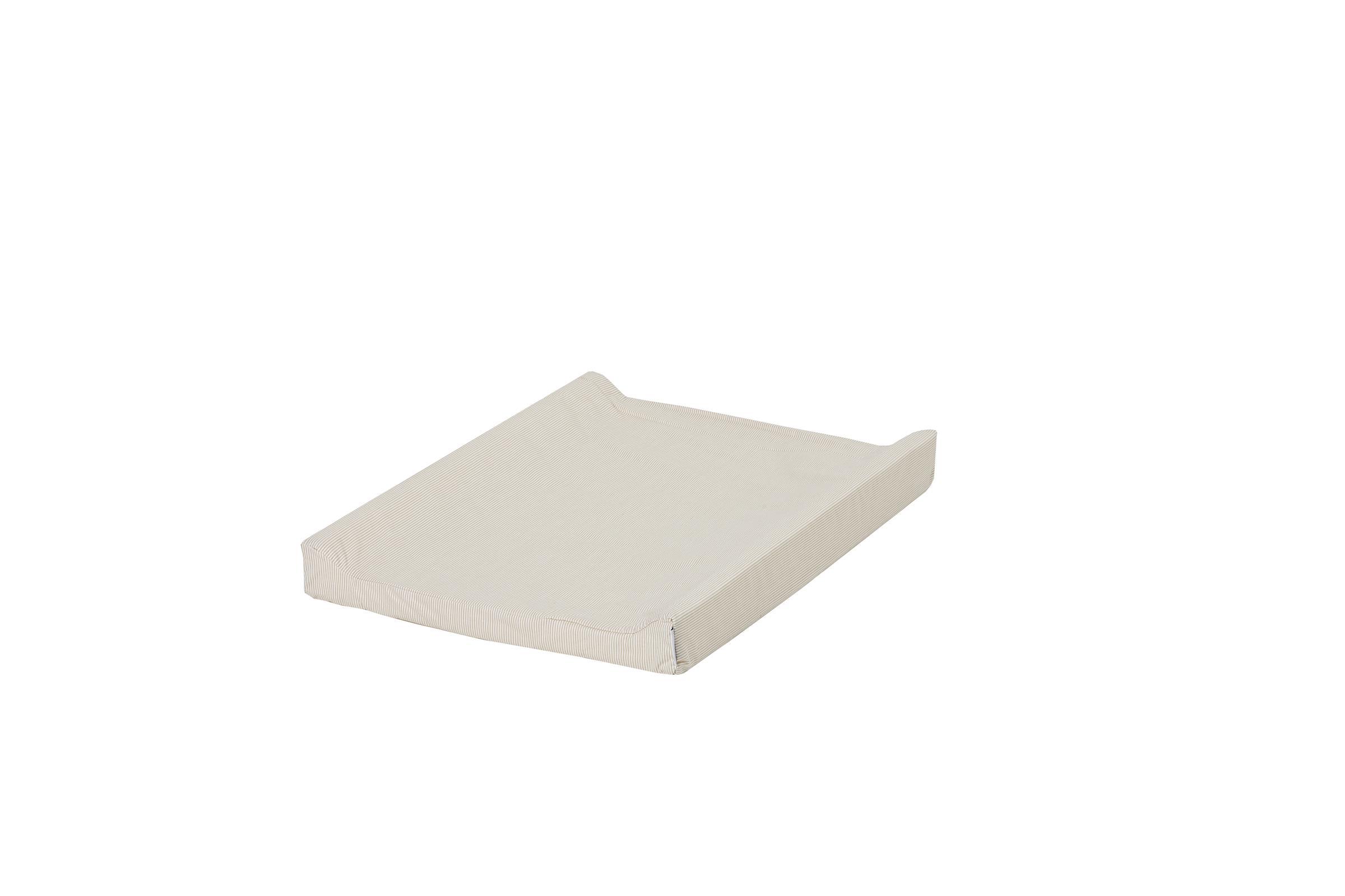 Hoppekids puslehynde - hvid/sandstribet, 1 stk. på lager fra Hoppekids fra pixizoo