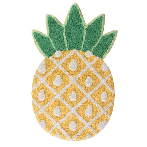 Sass & Belle Tropical Pineapple Matta