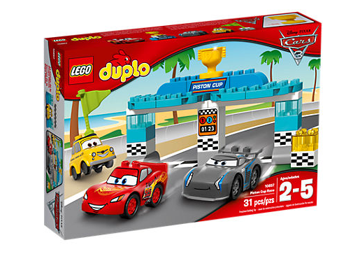 LEGO DUPLO (10857) Cars Piston Cup
