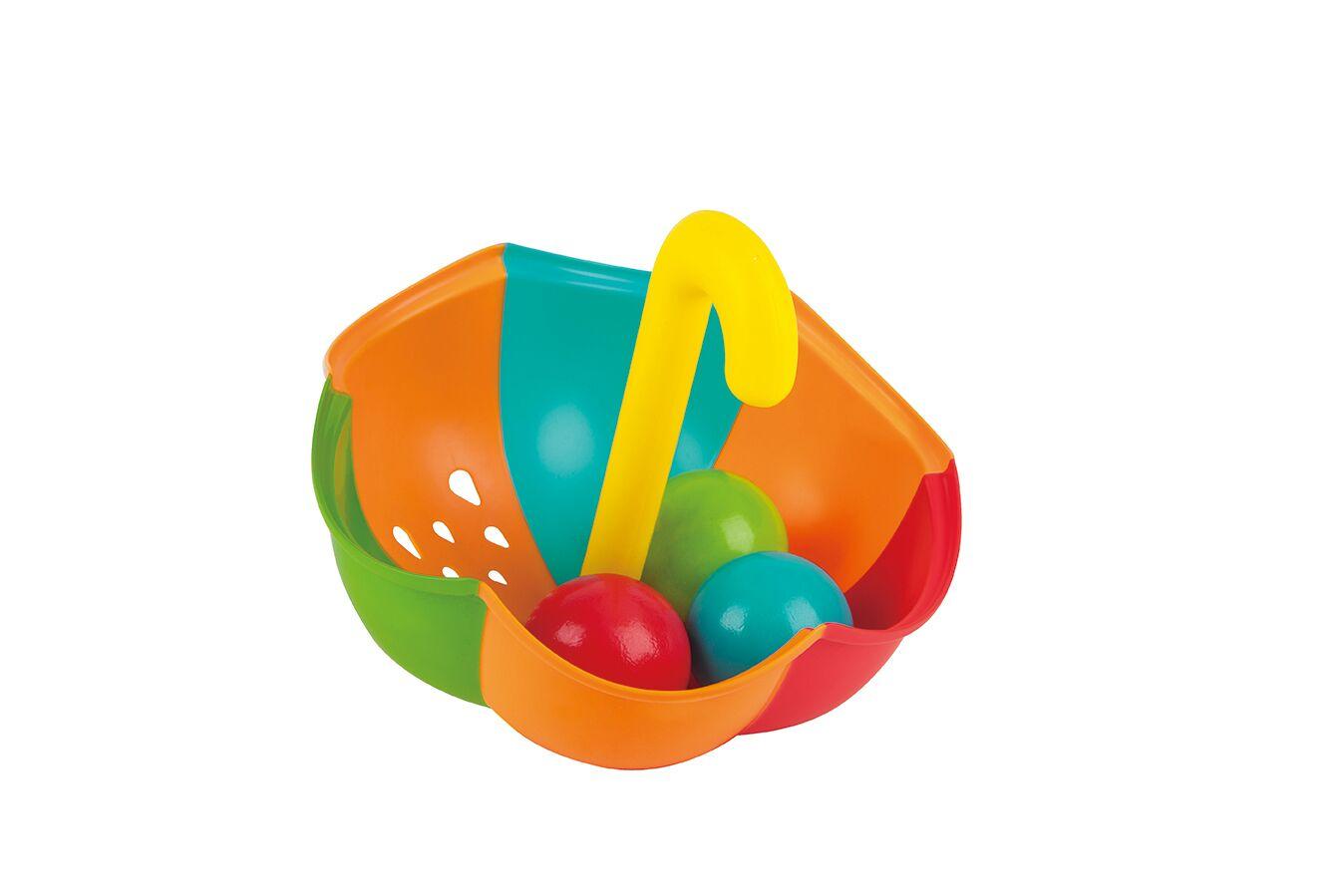 Hape – Hape bath rainy day fun set badelegetøj, 6 stk. på lager på pixizoo