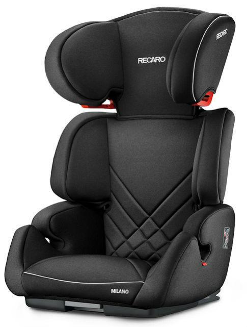 Recaro milano seatfix, performance black autostol, 5 stk. på lager fra Recaro fra pixizoo