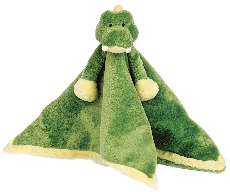 Teddykompaniet – Teddykompaniet diinglisar sutteklud - krokodille, +10 stk. på lager fra pixizoo