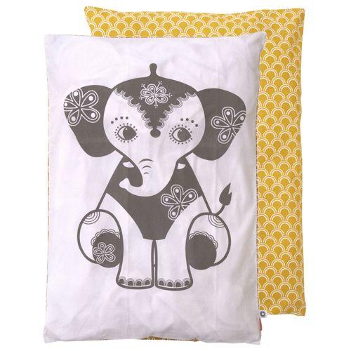 Roommate SoulMate Elefant Baby Sängkläder