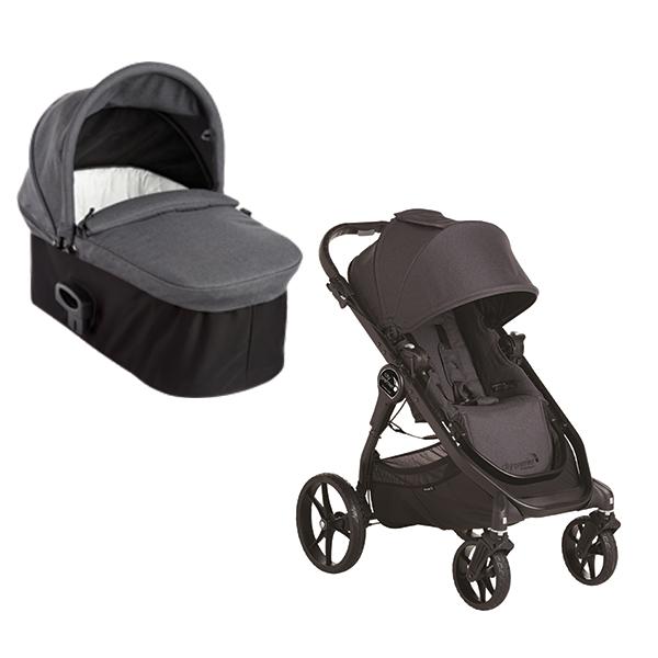 Baby jogger city premier + deluxe pram fra Baby jogger på pixizoo