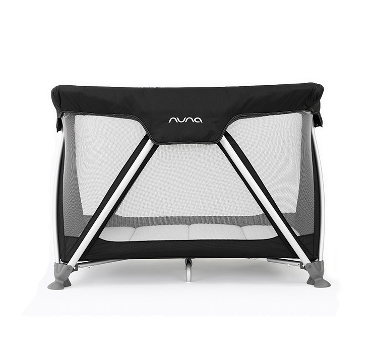 Nuna - Sena Travel Cot - Night Black