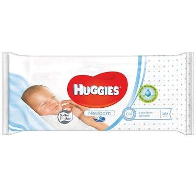 Huggies Newborn Våtservetter